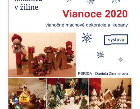 Výstava VIANOCE 2020