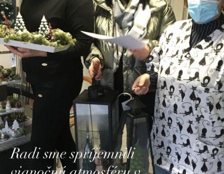 Pomoc a potešenie pre seniorov LETOKRUHY v Žiline